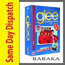 THE GLEE COMPLETE SEASON 1, 2 & 3 COLLECTION DVD BOX SET 20 DISCS 1 - 3 NEW