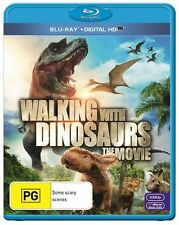 Walking With Dinosaurs - the movie (Blu-ray, 2014) sealed