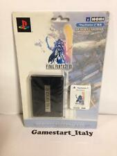 MEMORY CARD PS2 FINAL FANTASY XII (PS2) 8 MB NUOVO SIGILLATO VERSIONE NEW HORI