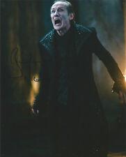 Bill Nighy Signed Underworld 10x8 Photo AFTAL