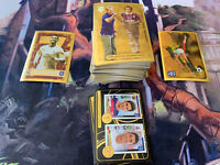 Panini FIFA 365 2017 stickers - choose from list - mint condition