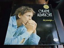 33 TOURS / LP--GRAEME ALLWRIGHT--DE PASSAGE...--1975