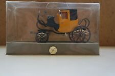 BRUMM HORSE DRAWN CARRIAGE NO16 COUPE A HUIT RESSORT 1:43 EXCELLENT T10
