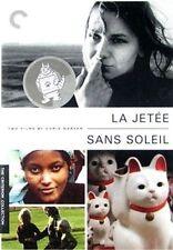 715515023924 Criterion Collection La Jetee & Sans Soleil With Chris Marker DVD