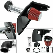 4 Inch Cold Air Intake Kit w/ Heat Shield Filter fit 2010-2015 Camaro SS 6.2L V8