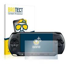2x Sony PSP 2000 Display Schutz Folie Matt Entspiegelt