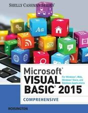 Microsoft Visual Basic 2015 for Windows Web Windows Store and Database App