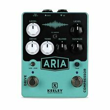 Keeley Electronics Aria Compressore Overdrive Pedale