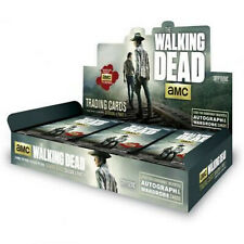 The Walking Dead Season 4 Part 1 Trading Cards Sealed Box