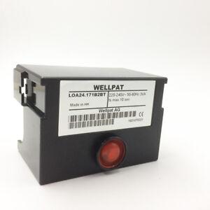 SIEMENS LOA24.171B2BT Control Box For Oil Burner Program Baltur Controller