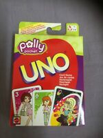 UNO Polly Pocket Kartenspiel Card Game 2006 Mattel Neu Ovp K5850