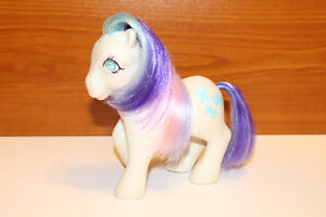 "MI PEQUEÑO PONY ""GINGERBREAD"" MY LITTLE PONY HASBRO 86 SPAIN TWINKLE EYED #3"