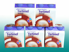 Fortimel Energy Schokolade Trinknahrung 6x4x200ml Nutricia / Biosorb / Pfrimmer