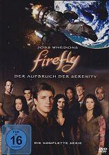 Firefly - Der Aufbruch der Serenity - Die komplette Serie (2005) 4-DVDs #9306