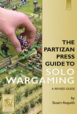 PARTIZAN PRESS GUIDE TO SOLO WARGAMING - PARTIZAN PRESS - NOT PERFECT