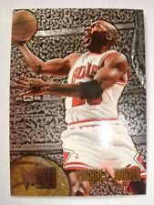 Chicago Bulls NBA Basketball Trading Cards 1995-96 Season