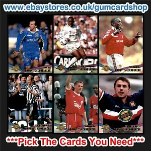 Merlin Premier Gold 2000 TOP SCORERS (A1 to A20) *Please Choose Cards*