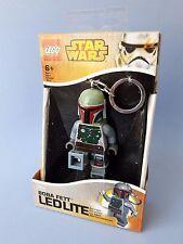 LEGO STAR WARS FIGURA BOBA FETT LEDLITE LLAVERO LINTERNA LED (ENVIO CERTIFICADO)
