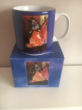 Boxed Disney Store exclusive Classics Mug 2001 Walt Disney 100th Year RARE Cup