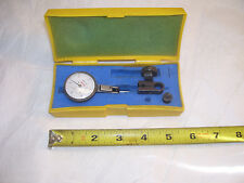 Test Indicator, PEACOCK Model 2000 Test Indicator with Accessories, Japan