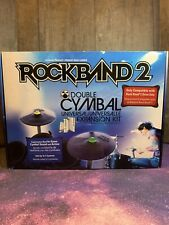 Rock Band 2 Double Cymbal Expansion Kit XBOX 360 PS3 Wii