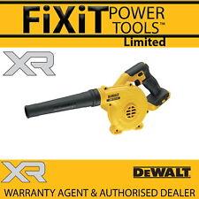 More details for dewalt dcv100 dcv100n xr 18v li-ion jobsite workshop compact blower bare unit