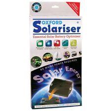 OXFORD SOLARISER SOLAR BATTERY OPTIMISER CHARGER #OF949