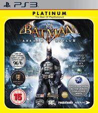 PlayStation 3 : Batman: Arkham Asylum - Platinum (PS3) VideoGames
