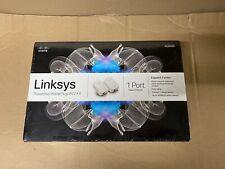 Cisco Linksys Powerline PLEK500 Home Plug AV2 Kit