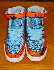 ONE OF A KIND NIKE AIR HIGH TOP SHOES MEN'S - Designed by Actor Joseph Ashton