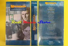 VHS film cartonata NOVECENTO ATTO SECONDO bertolucci SIGILLATA UNITA(F65*)no dvd