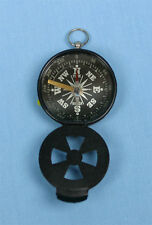 MAGNETIC COMPASS w/ HINGED COVER