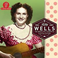 Kitty Wells - Absolutely Essential 3 CD Collection [New CD] UK - Import