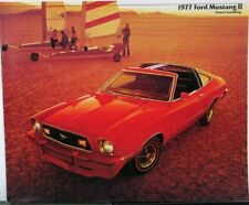 1975 1976 FORD MUSTANG II TORINO  ELITE MAVERICK PINTO LTD SHOP MANUAL ENGINE