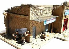 "Dioramas Plus DP26 ""Shorted Out"" Middle East Ruins 1/35 Scale Building Structure"