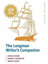 The Longman Writer's Companion: MLA Update Edition (4th Edition) (English MLA