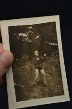 Antique 1920s Boxer Athelete Shorts Muscles Workout Blonde Hair Man