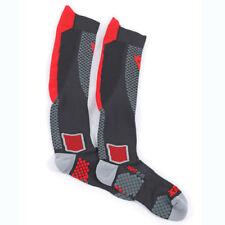 Calcetines de hombre rojo color principal negro