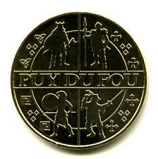 85 LE PUY DU FOU Les 4 gladiateurs, 2014, Monnaie de Paris