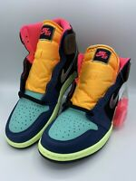 Nike Air Jordan Retro 1 High OG Tokyo Bio Hack Size 10 New In Box Free Ship