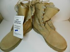 Hot weather Army Combat Boots SPM1C1-13-D-1017 Size 6W 789 NWT