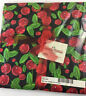 "Cherries Jubilee 42-10"" squares Fabric Layer Cake 100% Cotton Quilting PreCut"