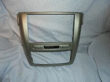 2006 Chevy Cobalt Center Dash Trim Bezel P/N 22625546