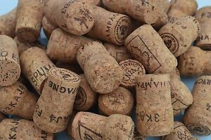 Used Champagne Corks - Ideal for Craft Fast Dispatch