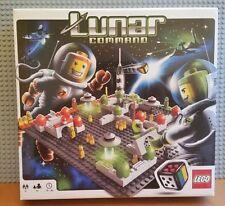LEGO GAMES / 3842 LUNAR COMMAND /RARE/ BUILD & PLAY / BNIB NEW SEALED✔ FAST P&P✔