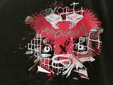Kutt Calhoun - Strange Music T-Shirt - 3XL - Black Red  - Hawk