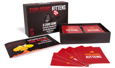 Exploding Kittens Card Games NSFW Edition