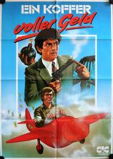 Tenspeed and Brown Shoe German video movie poster A1 Koffer voller Geld Vereen