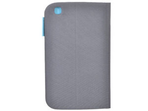 "NEW Logitech Folio Protective Case for Samsung Galaxy Tab 3 8"" Grey 8.0 inch S38"