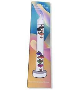 Galileo Thermometer 37cm